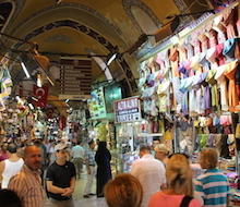 Istanbul homepage new picture Eindeloos shoppen